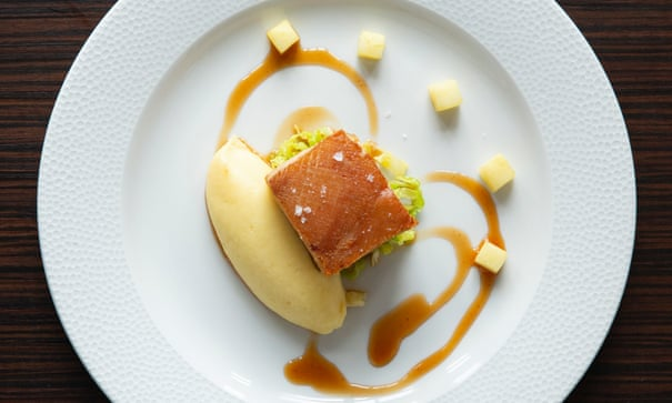 Grazing by Mark Greenaway, Edinburgh: 'Clever but gutsy food