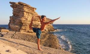 Yoga Rocks, Crete