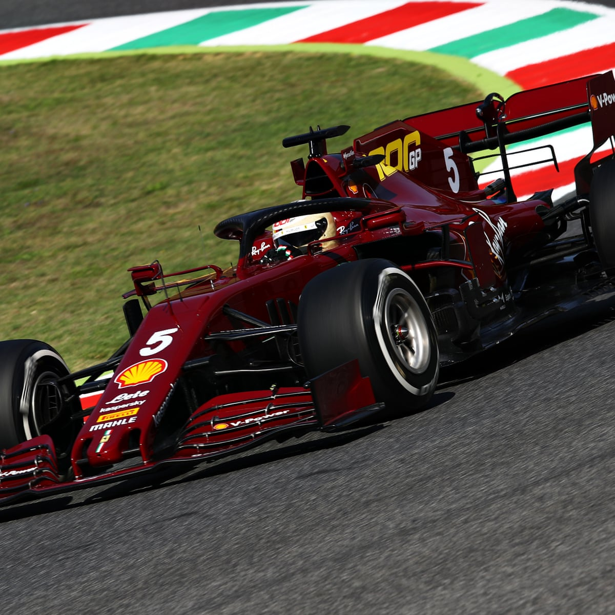F1 Salutes Iconic Ferrari And Team S 1 000th Race At Tuscan Grand Prix Formula One The Guardian