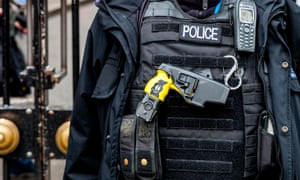 There has been a significant rollout in police use of stun guns in recent years.