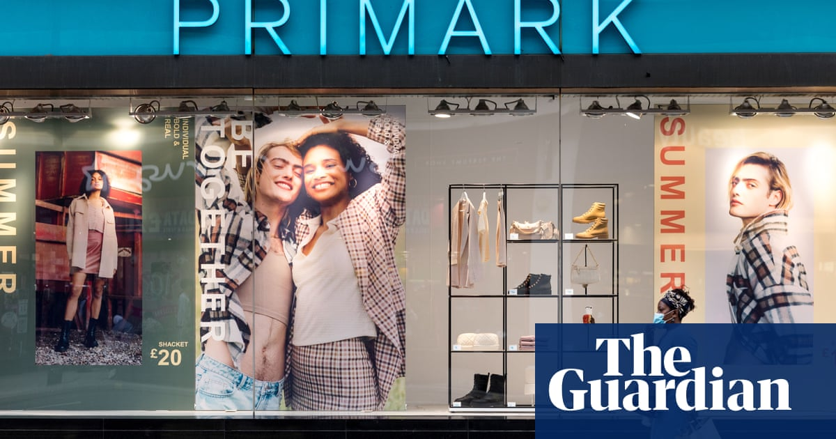 Primark pledges to make all its clothes more sustainable by 2030