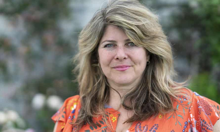 Naomi Wolf, pictured in 2019.