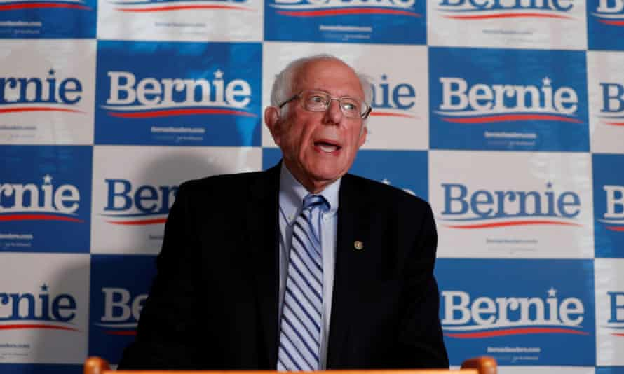 Bernie Sanders finds it hard to connect with black voters.