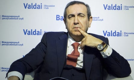 Joseph Mifsud said his London Academy of Diplomacy was one of the best in the world.