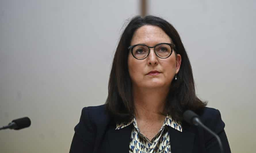 Heather Cook , the deputy director general of Asio