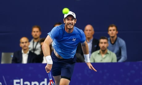 Andy Murray admits 'my attitude was poor' after European Open exit