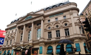 The Trocadero in London, formerly the Argyll Rooms, which opened in response to a dance craze in the 1840s.