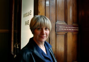 Victoria Wood in London in 2002.