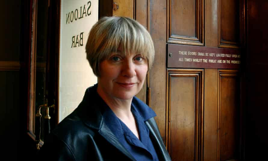 Victoria Wood in 2002