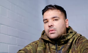 Music producer Naughty Boy.
