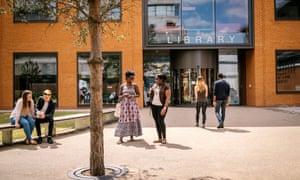UEL Stratford Library