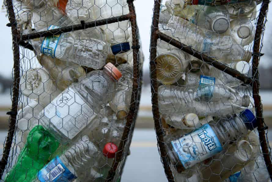 While plastic bottles still retain value, many other types of plastic have virtually no domestic market.