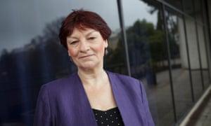 Christine Blower, general secretary of the National Union of Teachers