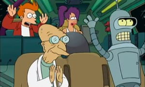 Futurama Christmas Episodes.Space Oddities Why The Futurama Reboot Went From Sci Fi To