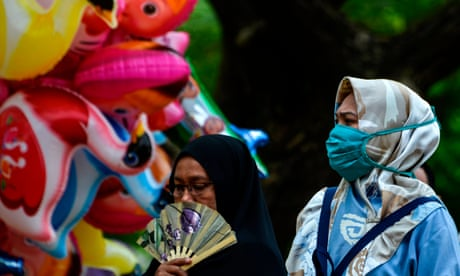 Concerns coronavirus is going undetected in Indonesia