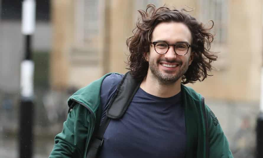 Joe Wicks featured in three of the UK's top 10 Google searches in the snapshot.