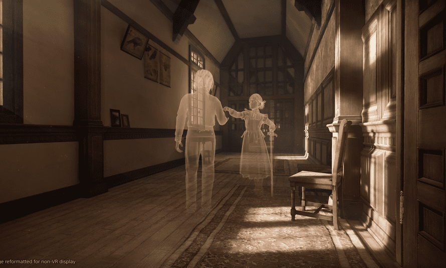 Otherworldly ... FromSoftware's Déraciné for PSVR.