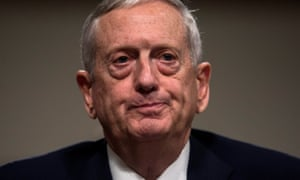 James Mattis is a retired general who has been out of uniform for three years.