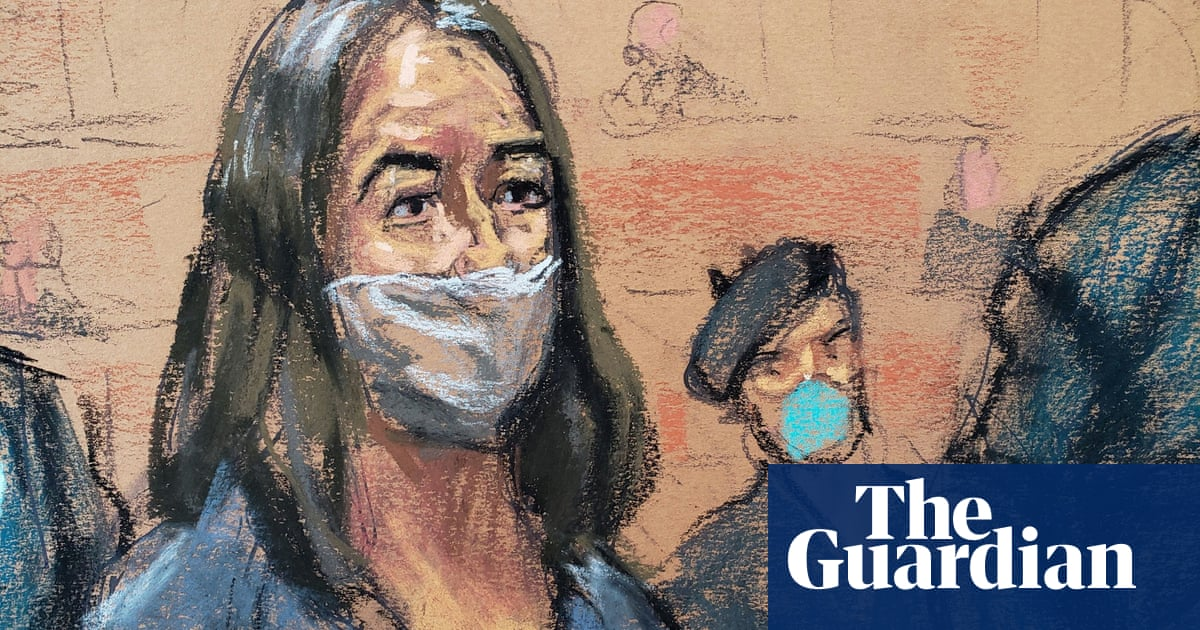 Ghislaine Maxwell kept awake at night so she doesn't die like Epstein, lawyers say