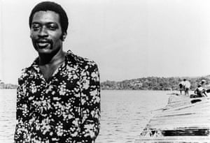 Junior Murvin best known for his 1976 hit song Police and Thieves, produced by Lee 'Scratch' Perry and covered by The Clash.