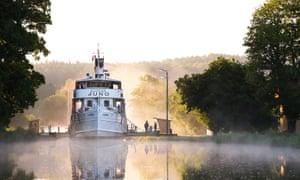 The Göta Canal Cruise