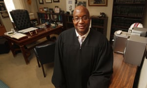 Judge Craig D Hannah, who runs America's first Opioid Intervention Court and is in recovery himself.
