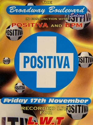 Positiva became instantly recognisable by their cross logo, and scored their first Top 5 hit with their 10th release, I Like to Move It by Reel 2 Reel