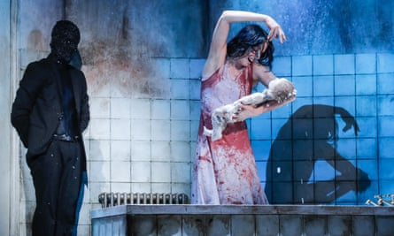 Bleak tale … Osipova in The Mother at Gorky Moscow Art theatre.