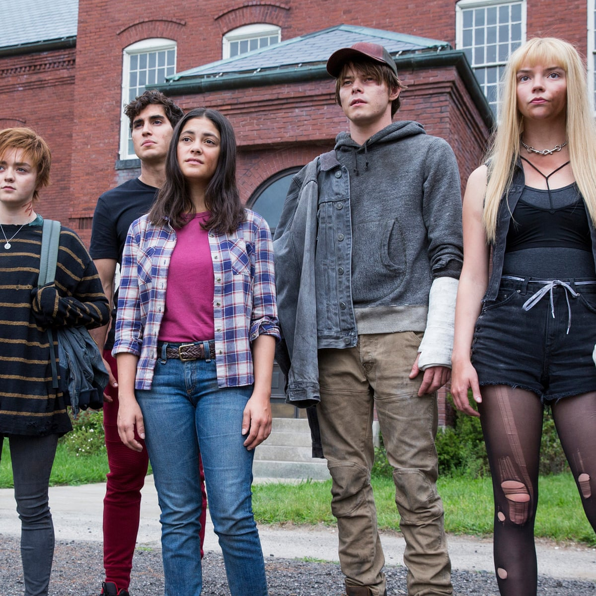 The New Mutants Review Troubled Kids Add Hit Of Horror To X Men Saga Movies The Guardian