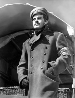In Doctor Zhivago, 1965
