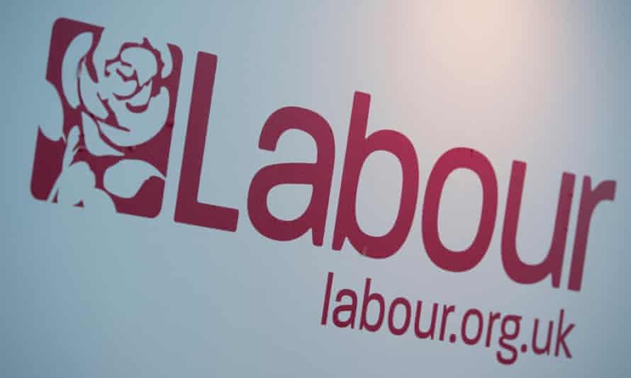 Labour party banner