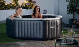Aldi hot tub
