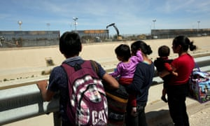 Central American migrants and legal advocacy groups have sued to halt the Trump administration's policy to return asylum seekers to Mexico to await immigration court.