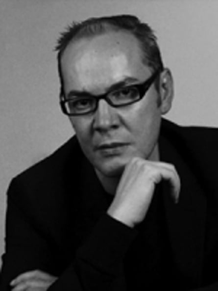 Reza Daneshmir, co-founder of Fluid Motion architects.