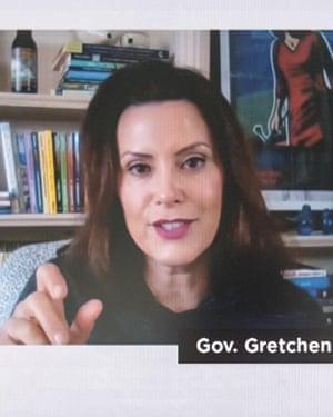 Gretchen Whitmer.