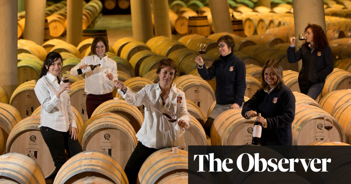 Salud! Spain's female winemakers use their intuition to rise to the top
