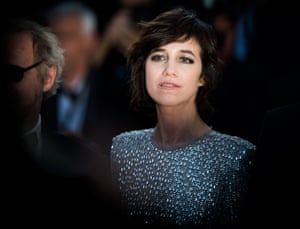 """Charlotte Gainsbourg attends the """"Ismael's Ghosts (Les Fantomes d'Ismael)"""" screening and Opening Gala"""