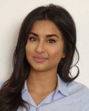 Khadija Mannan.