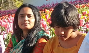 Dr Nasrin Haque has lived with her children in Australia for eight years and been told she and her autistic daughter must leave or be deported.