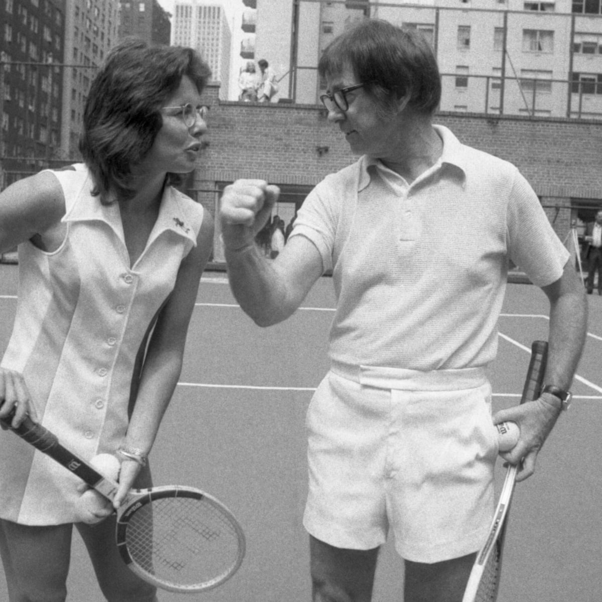 bobby riggs bet on billie jean king