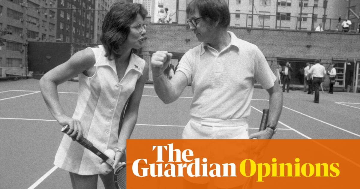 Facts Mix With Fiction Yet Battle Of The Sexes May Still Be
