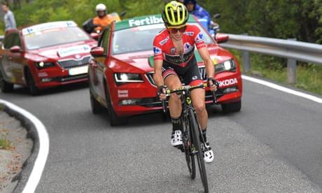 Simon Yates turns attention to Giro d'Italia after his Vuelta triumph