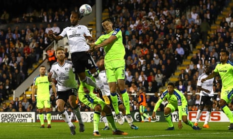 Ryan Sessegnon guides Fulham past Derby and into Championship play-off final