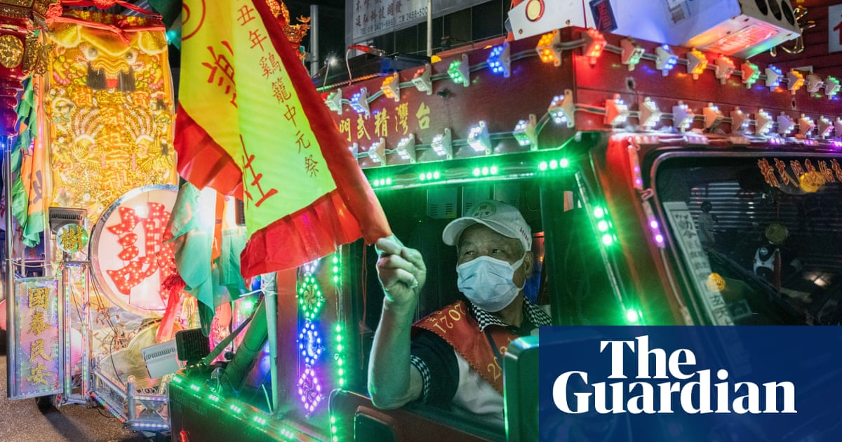 'Not open for humans': Covid changes east Asia's Ghost Month but free spirits remain