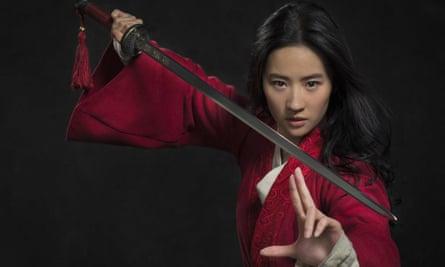 Crystal Liu as Mulan