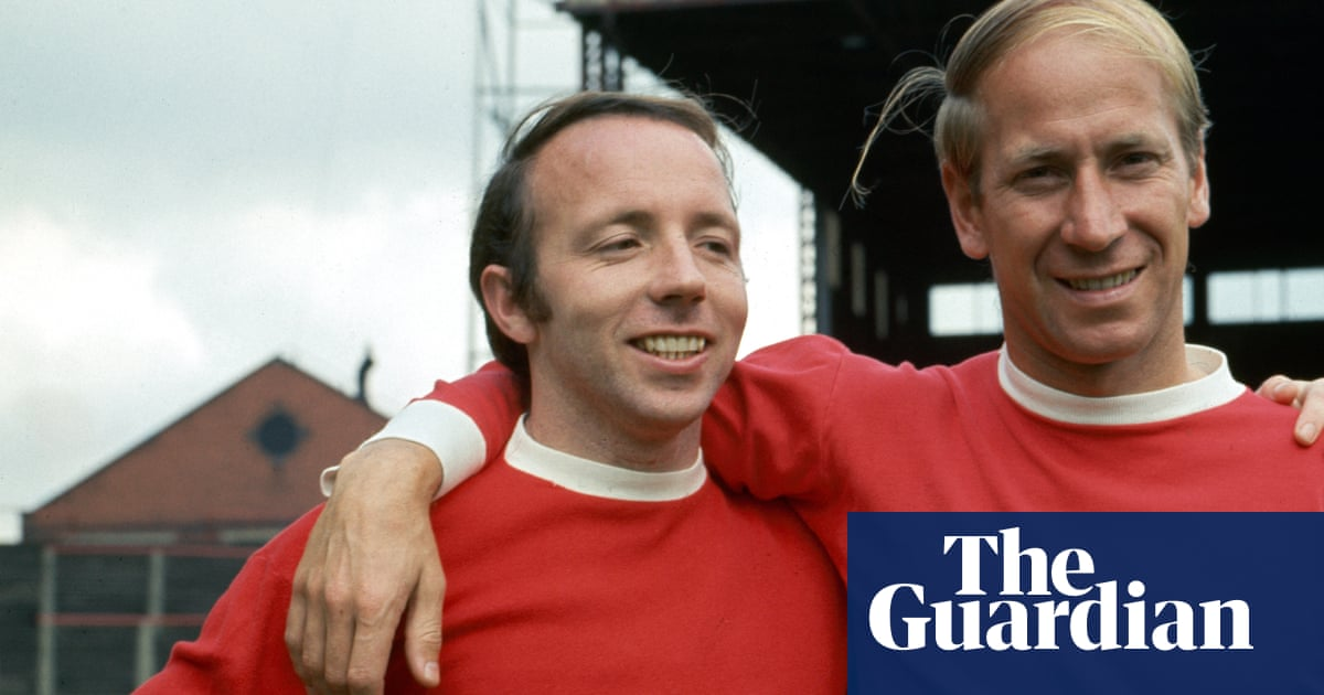 Nobby Stiles: his life and times – in pictures
