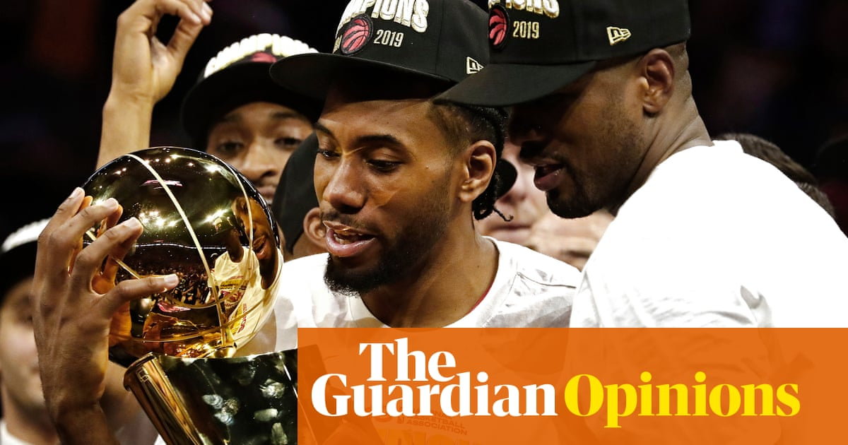 Why the Toronto Raptors' title is a victory for the NBA