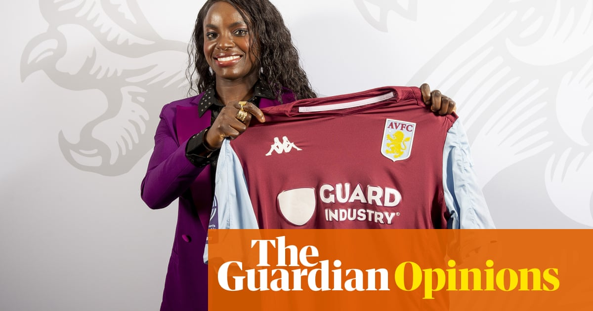 Aston Villa job feels right and I hope it helps other women into leading roles | Eni Aluko