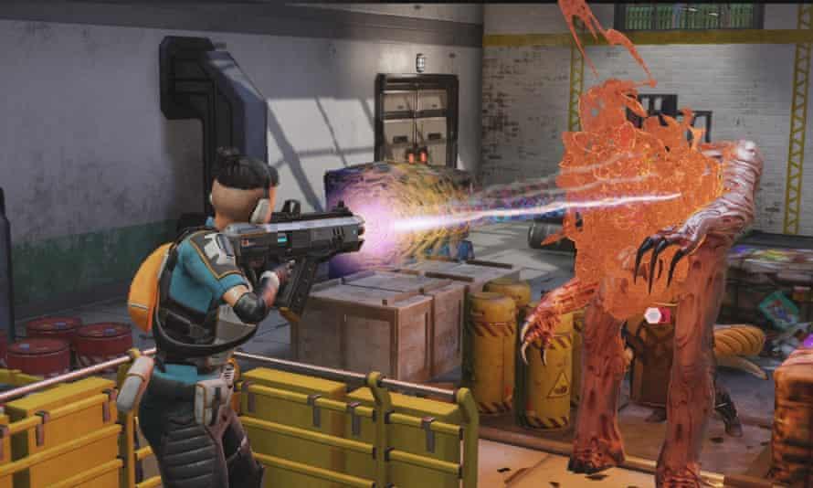More finessed battles … XCOM Chimera Squad