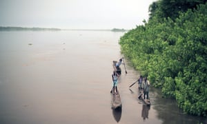 In July, the World Bank ​suspended financial support for the ​Inga 3 ​​dam on the Congo ​river.